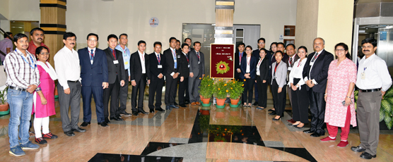 Visit of participants of the 11th Special Course for ASEAN Diplomats to the Indian Space Research Organisation on 1st September 2017