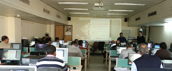 Hands on session on IMAS for MEA Officials - Inaugural Day of the 68th IMAS Training Ist Batch.