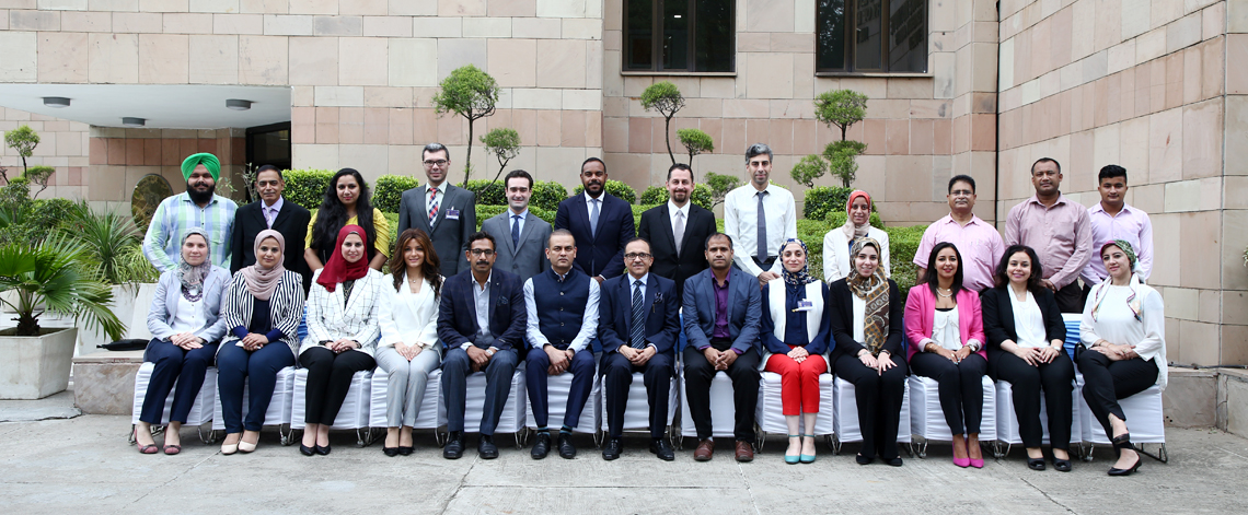 Participants of 1st Special Course for Diplomats from League of Arab States