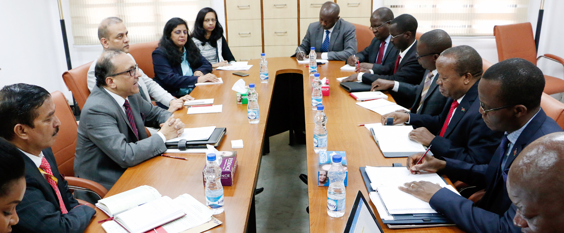 Visit of Delegation from Ministry of Foreign Affairs and International Cooperation of Malawi to FSI
