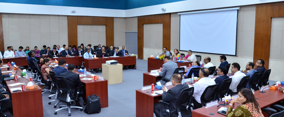 Interaction of Commercial Representatives with Business Groups